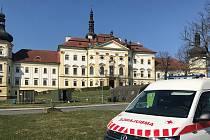 Vojenská nemocnice Olomouc na Klášterním Hradisku