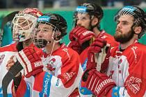 Páté čtvrtfinále HC Škoda Plzeň – HC Olomouc