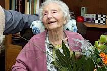 Sté narozeniny oslavila 16. ledna 2014 paní Zdenka Kroupová. Dáma, která prožila celé jedno století s Olomoucí. V Olomouci se narodila, studovala, pracovala, vychovala děti a prožila celý život.