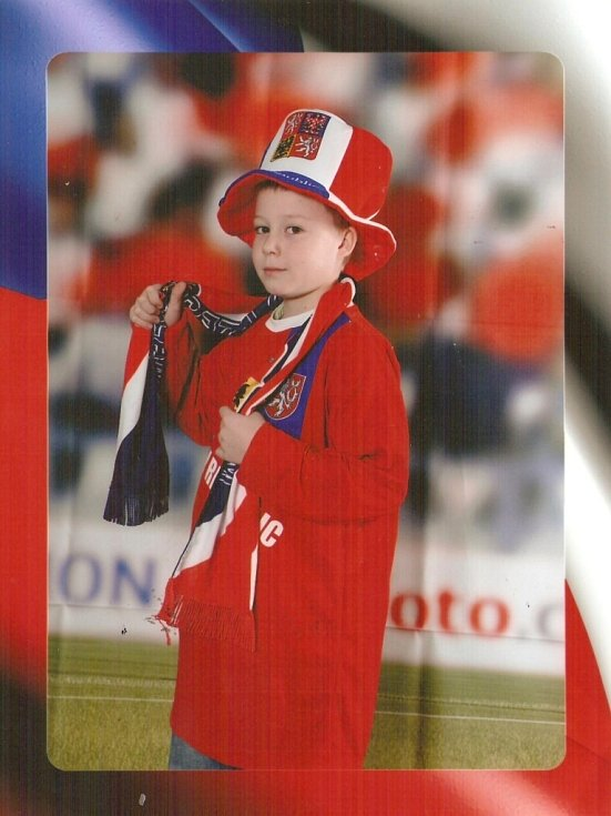 Dominik, 11 let, chce být slavným fotbalistou