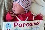 Natálie Hanzlová, Přerov narozena 6. listopadu míra 50 cm, váha 3300 g