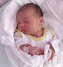 Barbora Sovová, Bystročice, narozena 28. dubna v Olomouci, míra 50 cm, váha 3460 g