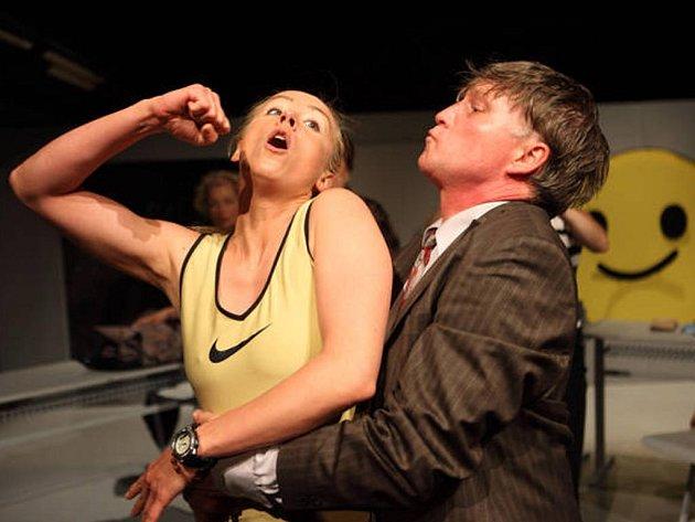 Inscenace Švandova divadla - CRY BABY CRY