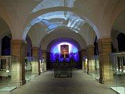Noc kostelů – dóm Sv. Václava v Olomouci