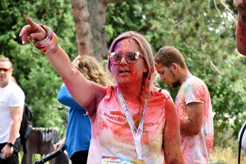 Barvám neutečeš 2021 v olomouckých Smetanových sadech, 17. 7. 2021