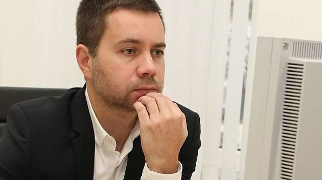 Robert Runták, ředitel Exekutorského úřadu Přerov
