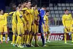 SK Sigma Olomouc - FC Vysočina Jihlava 3:0.