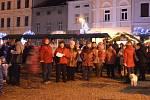 Česko zpívá koledy 2015 ve Šternberku