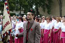 Na župní sokolský slet se v sobotu 2. června sjelo do Olomouce-Chválkovic téměř šest stovek cvičenců