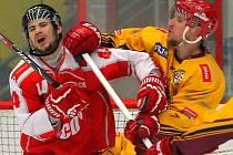 Jihlava vs. Olomouc - 3. semifinále