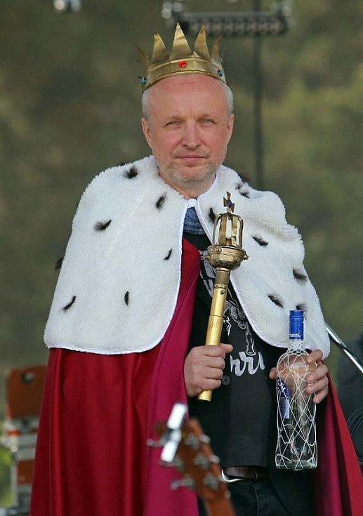 Jaromír 99, král Olomouckého majáles 2014
