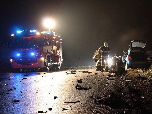 Tragická nehoda v Krčmani