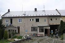 Tragický požár v Bohuňovicích