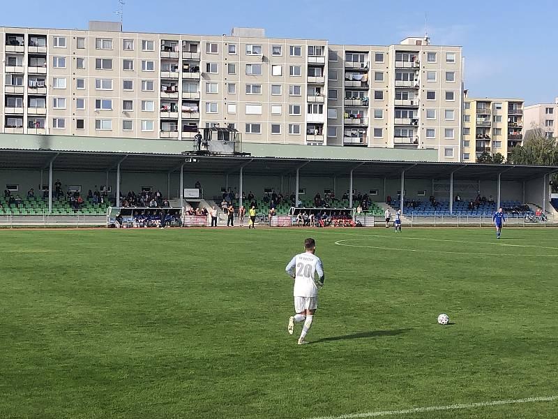 Fotbalisté Uničova prohráli s béčkem Sigmy 0:4.