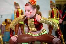 Topgal Dance Life Tour 2011 v olomoucké sportovní hale