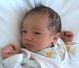 Anetka Schindlerová, Dlouhá Loučka, narozena 29. března ve Šternberku, míra 48 cm, váha 3500 g