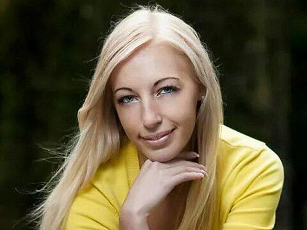 č. 5 Monika Žouželová, 28 let, manažerka fit studia, Praha