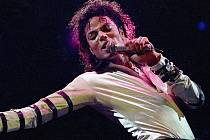 Michael Jackson na snímku z roku 1988