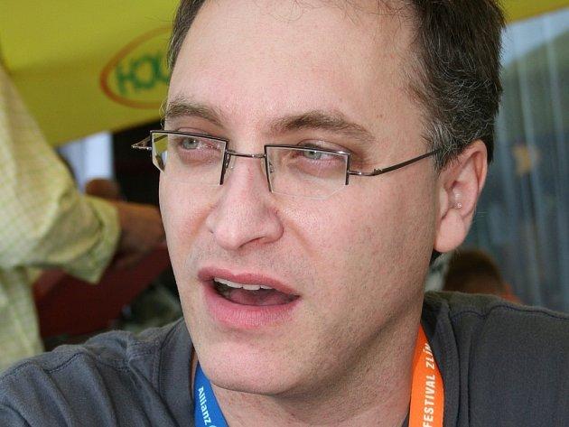 Americký režisér Lawrence Guterman.