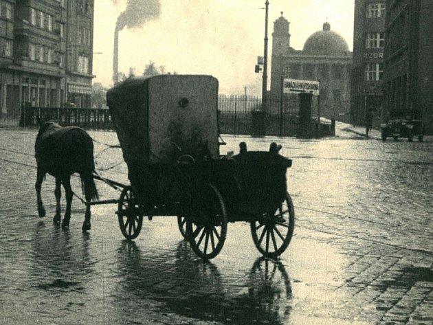 Fotografie Josefa Mikulky z 30. let 20. století