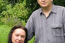 Jana a Otto Bébarovi