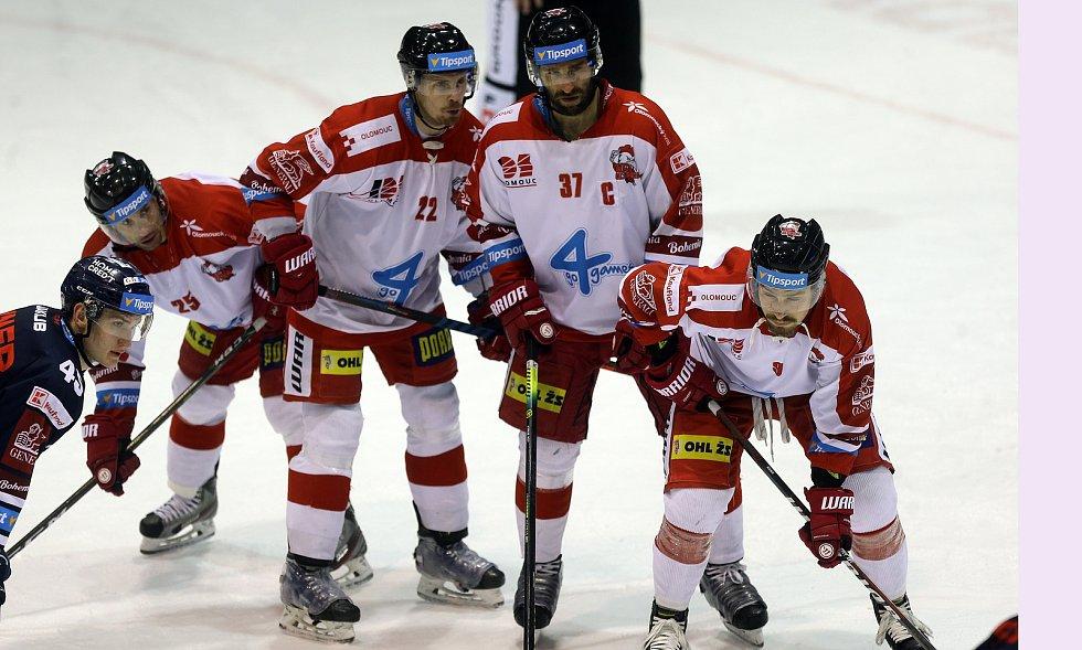 HC Olomouc - Bílí Tygři Liberec