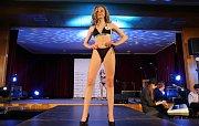 Michaela Přikrylová. Semifinále 6.ročníku soutěže Miss OK ve Velké Bystřici.