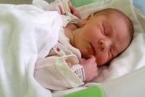 Rozálie Rašková, Olomouc, narozena 25. února v Olomouci, míra 50 cm, váha 3620 g.