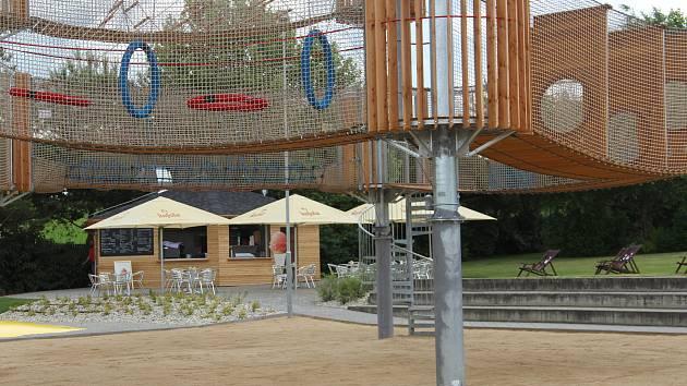 Nový aktivity park otevře v sobotu 3. července.