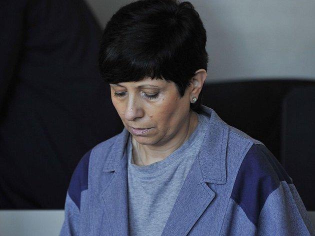 Zuzana Chrenčíková ukrajského soudu vOlomouci