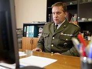 Ředitel Vojenské nemocnice Olomouc Martin Svoboda