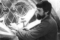 Ladislav Werkmann, 80. léta, Rajský dvůr ve Zdíkově paláci