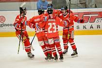 Hokejisté HC Olomouci hostili v rámci 39. kola tým HC Škoda Plzeň.