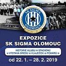 Pozvánka na výstavu ke 100 letům Sigmy Olomouc