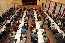 Veřejné jednání o pískovně ve Věrovanech