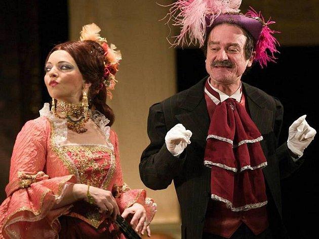 Vídeňská krev v Moravském divadle
