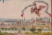 Členská matrika bratrstva Božího Těla v Olomouci, Olomouc 1677–1783 -detail