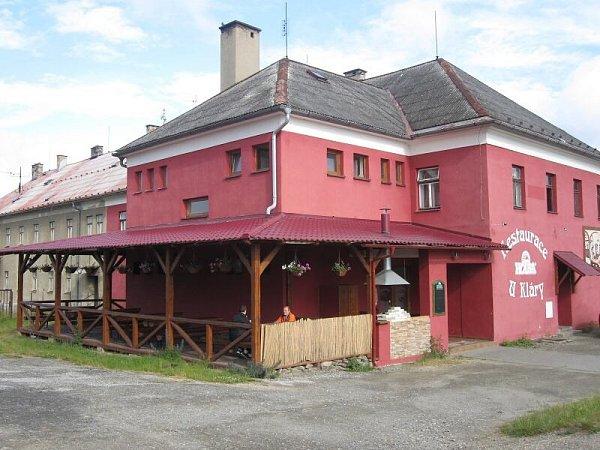 Restaurace UKláry, Bludov