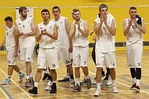 Basketbal Olomouc. Ilustrační foto