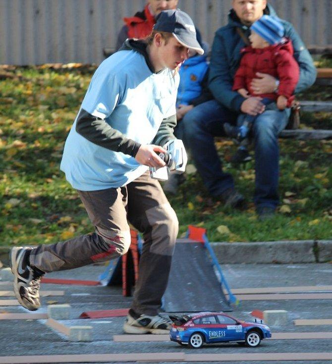 Závod RC Hella Rally Cup v Šumvaldu