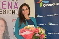 Romana Filípková z Olomouce, Žena regionu 2019 za Olomoucký kraj