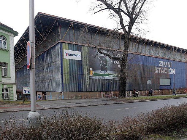 Zimní stadion vOlomouci