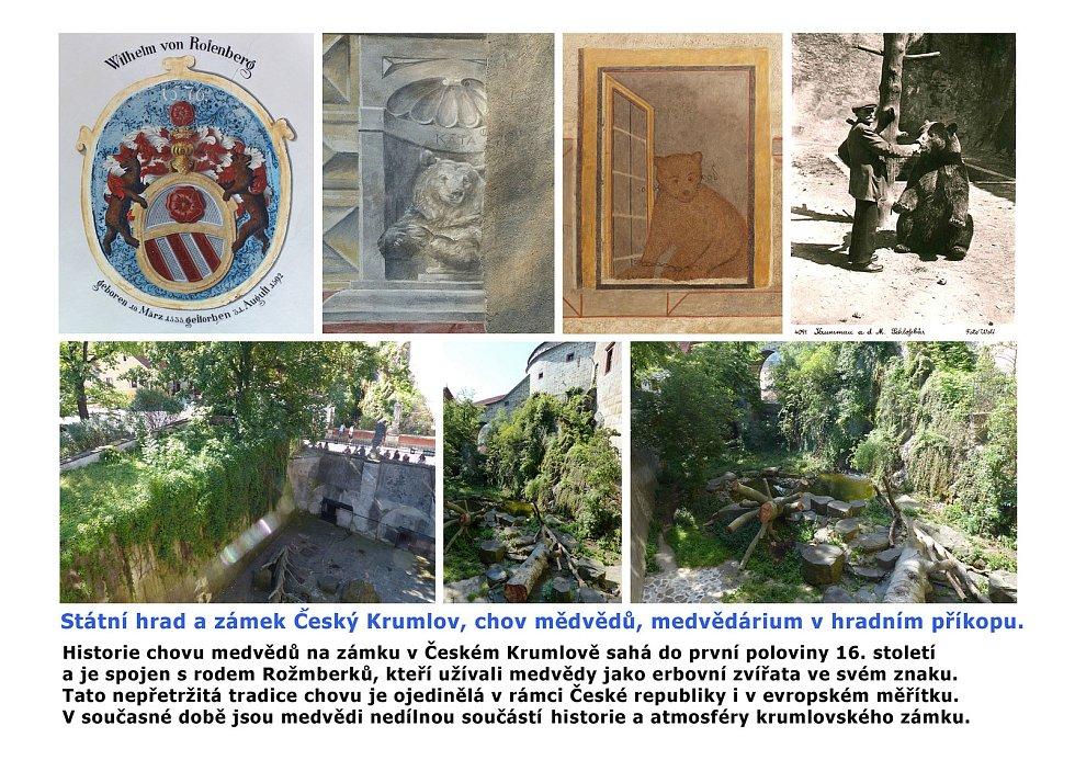 Medvědárium Český Krumlov