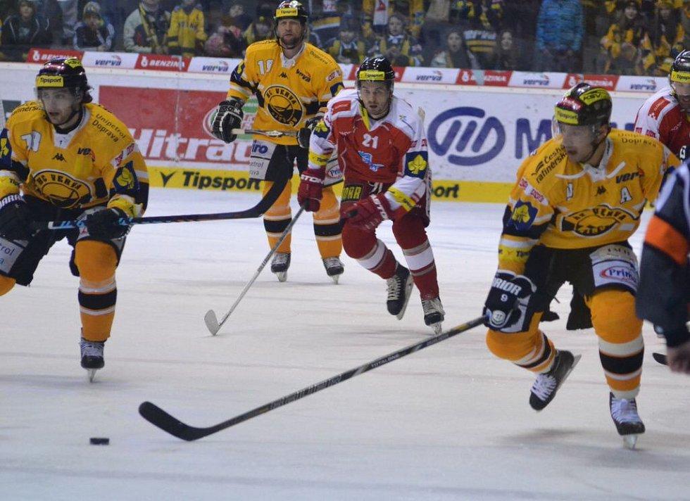 Litvínov vs HC Olomouc