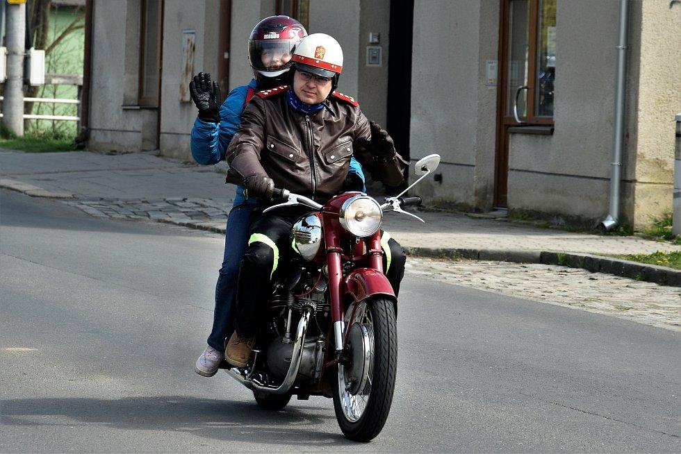 2. ročník akce Hanácký čmód se startem i cílem v Litovli, 1. 5. 2021
