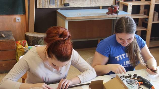 V Olomouci nedávno dvojice studentů otevřela dílnu pro veřejnost.