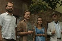 Páteční promítání filmu 3Bobule bude mít originální formu. Do Prostějova přijede režisér i herci.