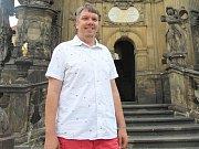 Průvodce Štefan Blaho provází turisty městem už přes 20 let.