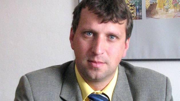 Ředitel Výstaviště Flora Jiří Uhlíř