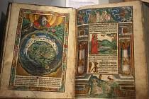 Chrám věd a múz - výstava ke 450. výročí Vědecké knihovny v Olomouci